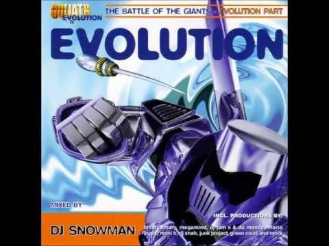 Goliath vs Evolution DJ Snowman Evolution part