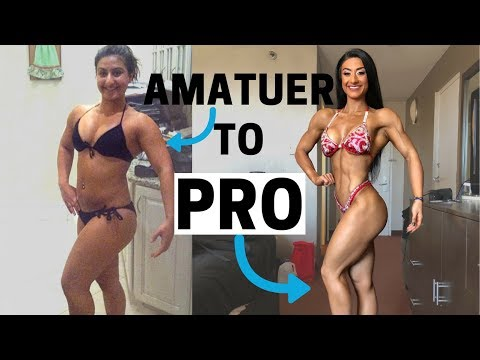 My Journey As A Figure Competitor |Transformation| UNBREAKABLE