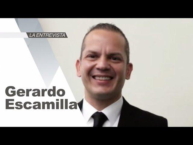 La Entrevista: Gerardo Escamilla Vargas, Secretario de Seguridad Pública de San Pedro Garza García