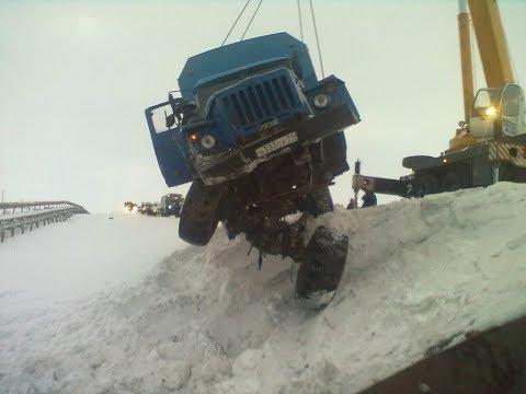 дальнобойщики севера дороги крайнего севера зимник выпуск #42