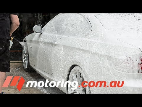 How to wash your car | motoring.com.au