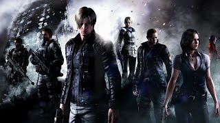 Resident Evil 6 - Leon - PC - I hate this game.