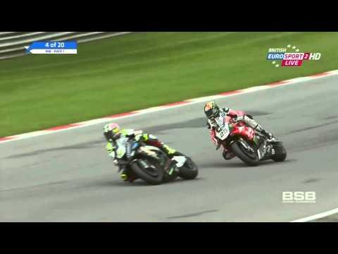 British Superbikes 2015. Round 12. Brands Hatch. Race 1