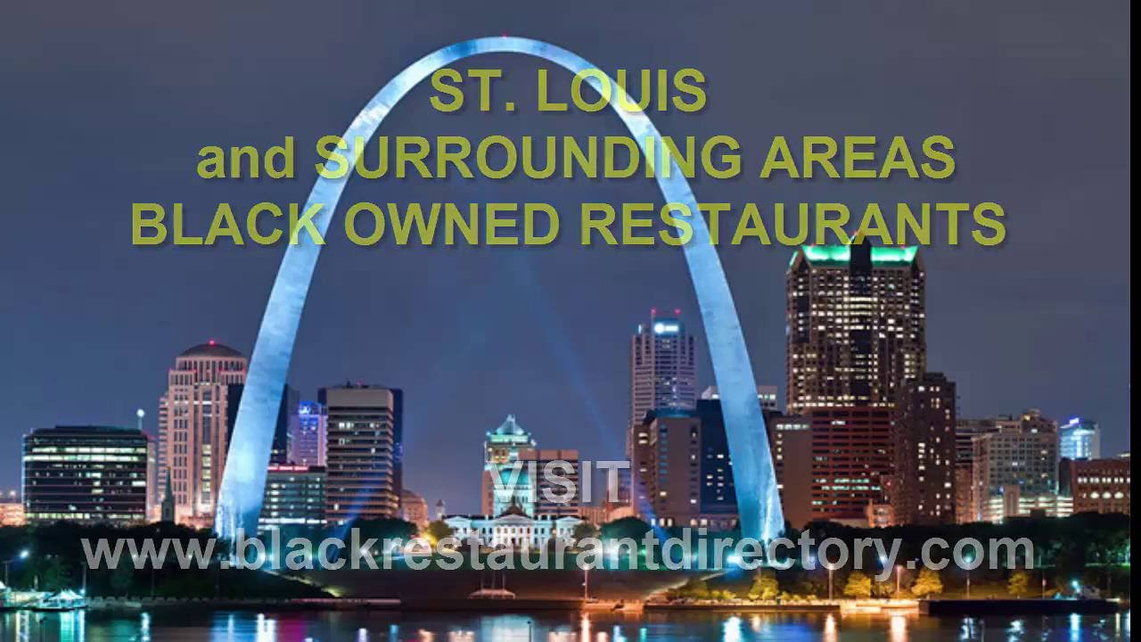 Black Owned Soul Food Restaurants In or Near St Louis - YouTube