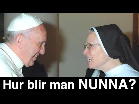 Syster Céline om Livet som nunna