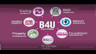 B4U Trades.   Presentación de negocio
