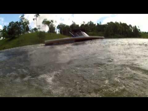 water ski Dos Lagos Costa Rica