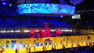 Astana Asiada 2011 Церемония открытия полная версия