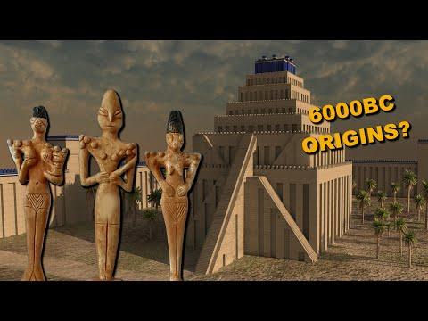 Baffling Sumerian Anunnaki