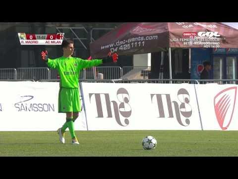 REAL MADRID-MILAN (DUBAI INTERNCONTINENTAL FOOTBALL CUP 2017) semifinals