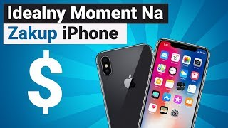Ceny iPhone'ów spadły ⬇️ Idealny czas na zakup!