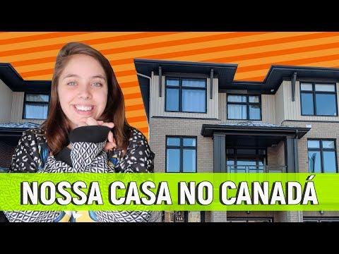 Nossa casa na gringa!! (Ottawa, ON - Canadá)