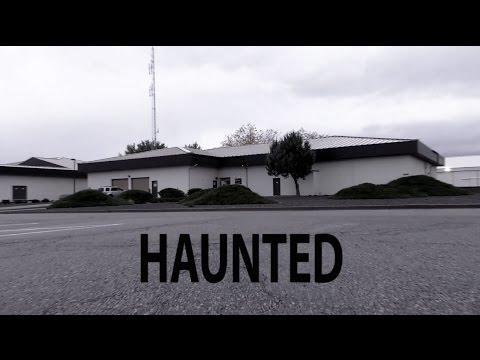 A HAUNTING at Mountain Home AFB | Building 1363