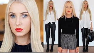 QUICK, Light Makeup & OUTFIT IDEAS for Summer/Winter! Thumbnail