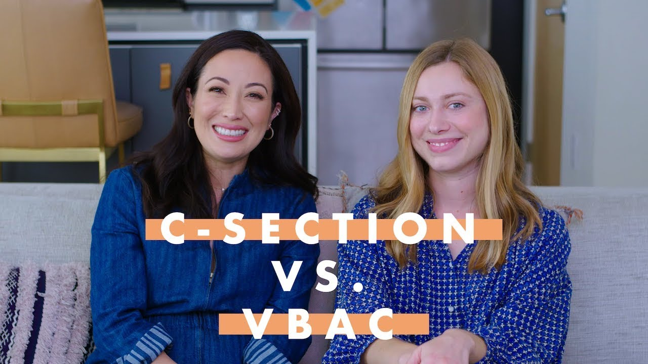 Elective C-Section vs. VBAC Talk with Ilana Saul | Susan ...