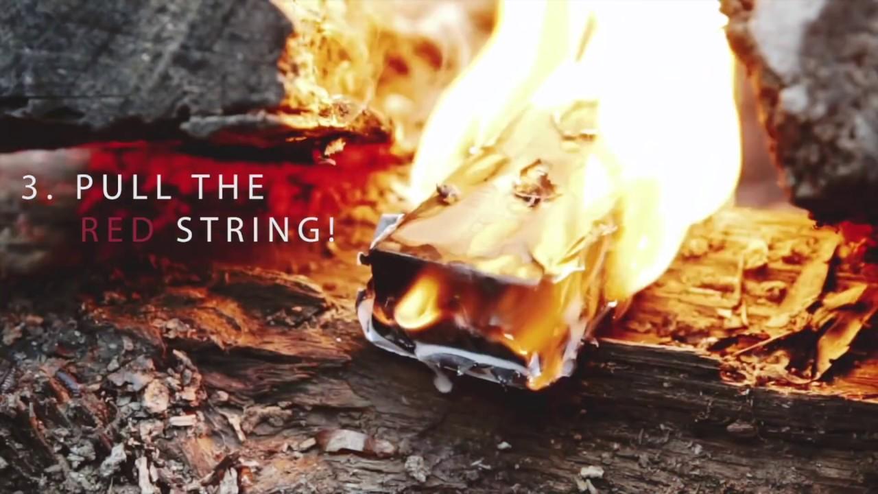 Pull String Firestarter // Set of 6 video thumbnail