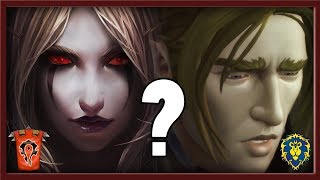 """Choosing the Wrong Faction in World of Warcraft?"" - (A Discussion)"
