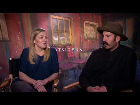 Outsider Interview Rebecca Harris and Thomas M. Wright