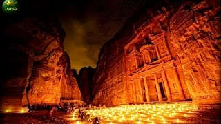 Ancient City Of Petra & Wadi Rum
