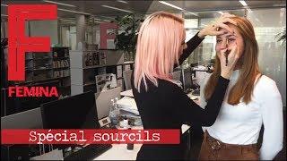 Live Femina Suisse - Spécial sourcils