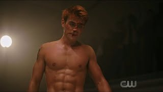 "Riverdale Season 3 Episode 3| Archie as ""Mad Dog's""replacement"