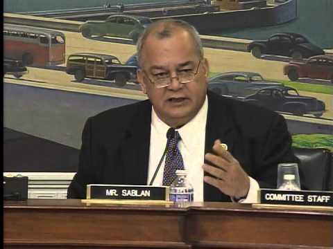 Rep. Sablan Opening Remarks at Subcommittee Hearing on the Lacey Act