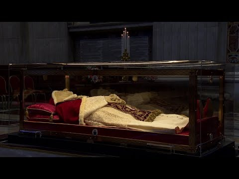 Remains of St. John XXIII return home per Pope Francis' request