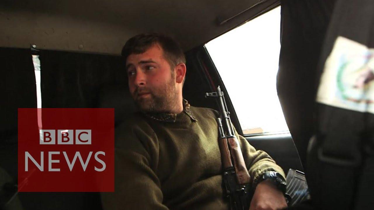 Islamic State: U.S. veteran volunteers to fight ISIS - BBC News