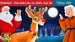 Rudolph- Chú tuần lộc có chiếc mũi đỏ   Chuyen co tich   Truyện cổ tích việt nam