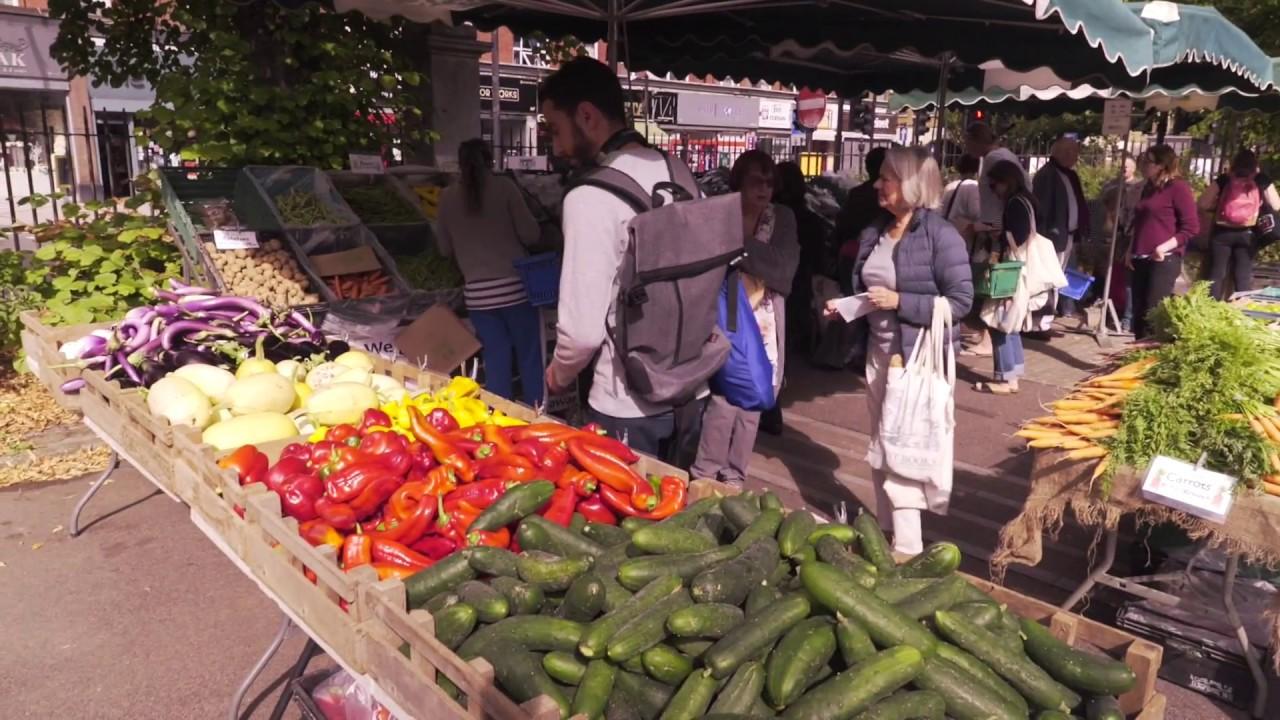 Farmers' Market | Growing Communities