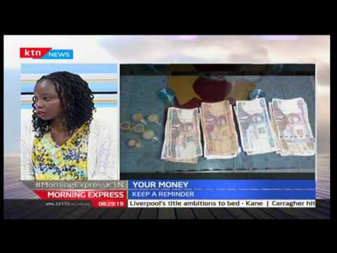 Your Money: The 52-week saving money challenge with Felister Wangari - 8th Feb,2017