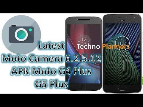 Moto Camera 6.2.5.12 Apk For Moto G5 Plus | Moto G4 Plus