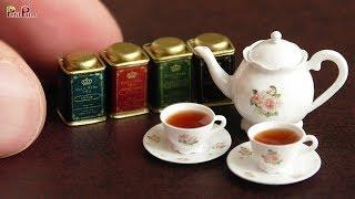 DIY Miniature Tea Pot & Tea Cup | Petit Palm