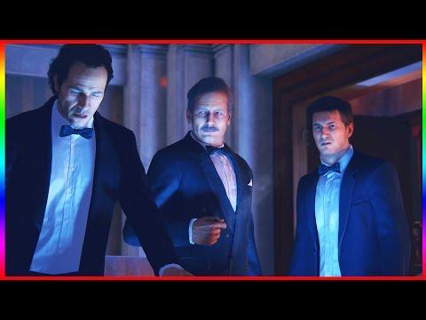 Uncharted 4: A Thief's End - Black Market Auction Heist