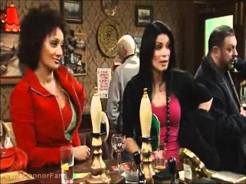 Coronation Street: Carla Connor Scenes - 9th February 2007