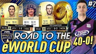 40-0 ON FUT CHAMPS! FIFA WORLD CUP QUALIFIERS! BEST COMEBACKS EVER!