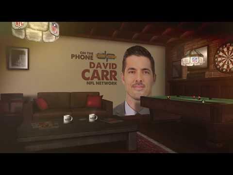 NFL Network's David Carr Talks Mahomes, Jags & More wDan Patrick  Full    91718