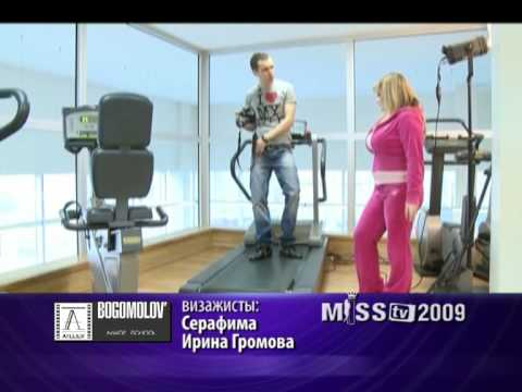 Miss TV 2009 on TV5 (Latvia, Riga), Nr.: 128, showman: Vitalij Belka