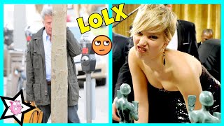 Funniest Ways Celebrities React To Paparazzis