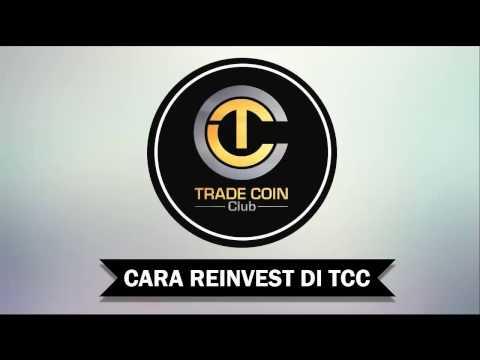 Cara Reinvest / Compound / Repurchase di Tradecoinclub [ TCCINDONESIA ]