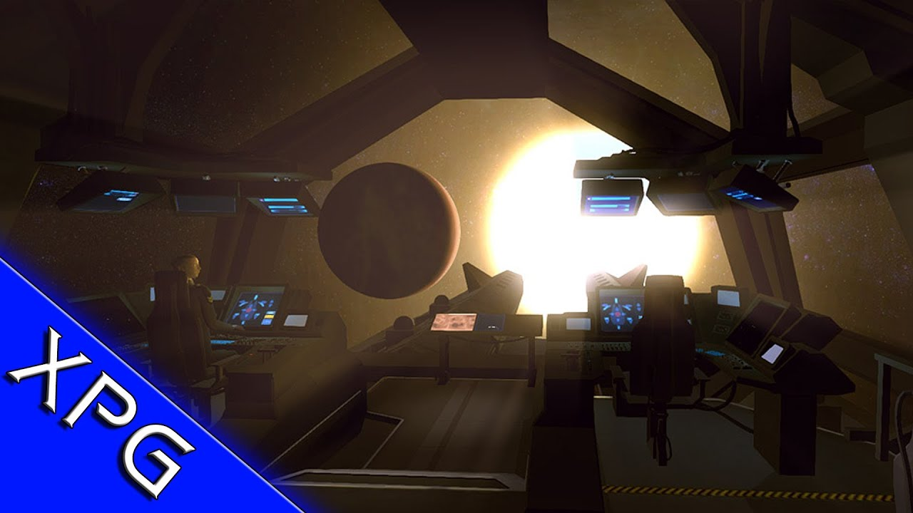 Flagship: Indie First Person Space Ship Command Game (4x ...