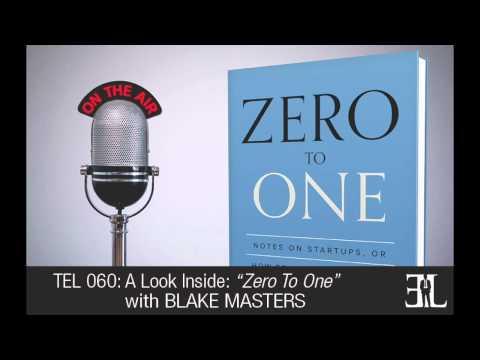 Zero to One TEL 60