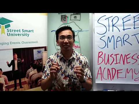 Street Smart Business Academy - Business Owners