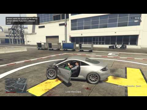 GTA V || مغامرتنا اليومية Part 2