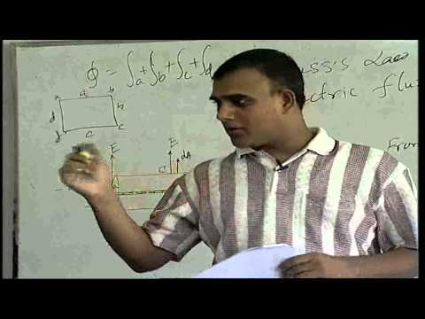 Open Bangla-VH-0018-Gauss's Law and its application-PHY-1132-SST-0018-Bangladesh Open University