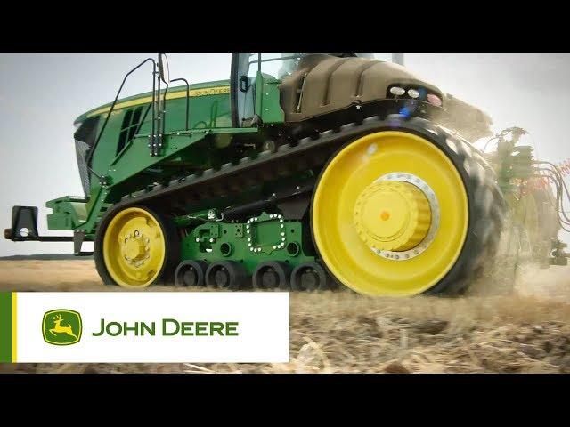 Ciągniki serii 9RT | John Deere