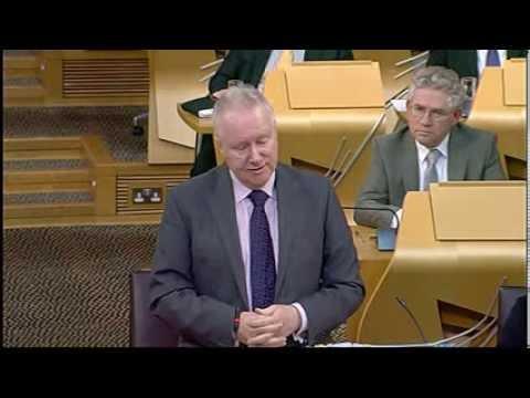 Plenary Session - Scottish Parliament: 4th February 2014