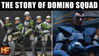 The Entire Timeline of Domino Squad (Echo, Fives, Hevy, Cutup, & Droidbait): Star Wars Explained