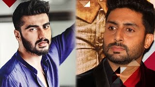 Arjun Kapoor Replaces Abhishek Bachchan In A Solo Film | Bollywood News