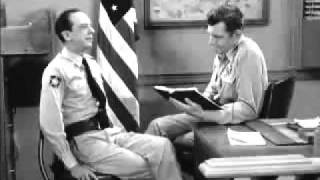 Barney Fife The Preamble To The Constitution